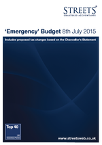Streets Guide to The 'Emergency' Budget 2015