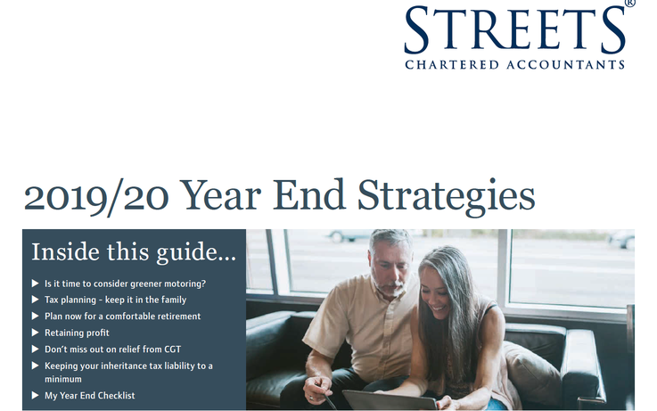 Year End Strategies Guide 2019/20