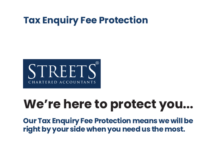 A Guide To Our Tax Enquiry Fee Protection Service