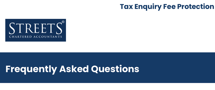 Tax Enquiry Fee Protection FAQ