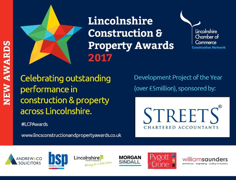 Lincolnshire Construction & Property Awards 2017