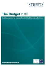 Streets Guide to The Budget 2015