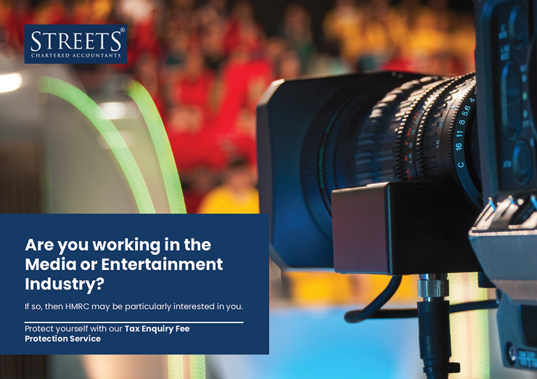 Are you working in the Media or Entertainment industry?